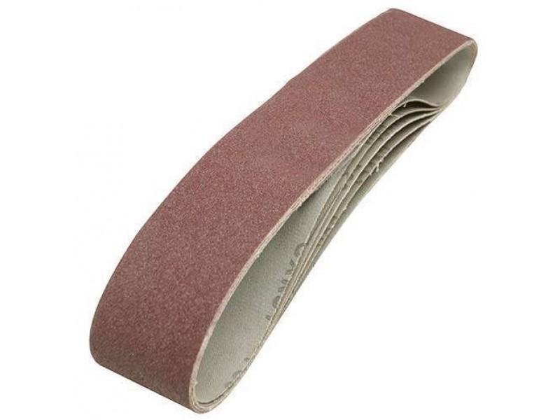 Banda de slefuit, pachet de 5 buc, 50 x 686 mm