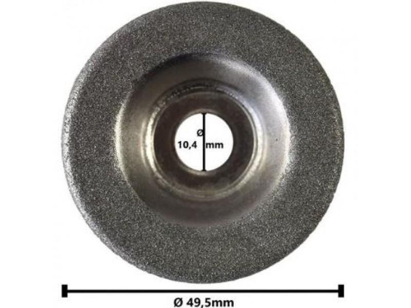 Disc de slefuit + Piulita discului de slefuit pentru statie de ascutit PSS 65 A1