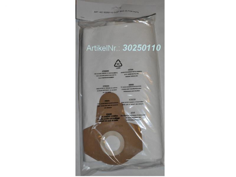 Sac aspirator de pasla - geotextil microfaze Parkside PNTS 1400 & PNTS 1500 - SET 5 Bucati