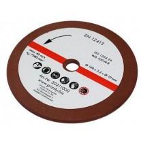 Disc abraziv pentru aparat de ascutit lant drujba pt KSG 220 3,2 mm