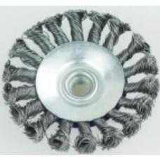 Perie circulara din sarma, cu toroane